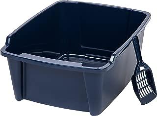 IRIS High Sided Open Litter Pan