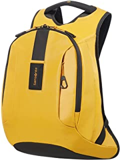 Samsonite Paradiver Light - Sac à Dos M, 40 cm, 16 L, Jaune (Yellow)
