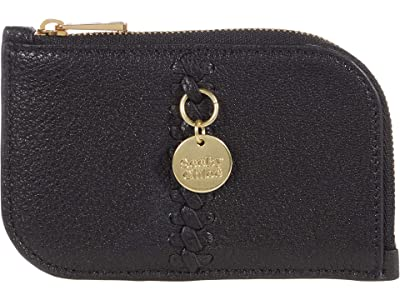 See by Chloe Tilda Compact Wallet (Black) Wallet Handbags