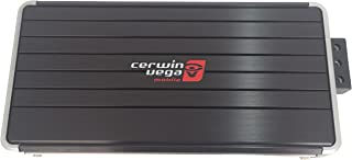 Cerwin-Vega 1200W 4 Channels B54 Stealth Bomber Class D Amplifier, Black