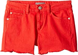 Lucy Cut Off Shorts in Candy Apple (Big Kids)