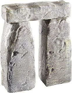 ART & ARTIFACT Indoor/Outdoor Stonehenge Monument Garden Sculpture Set - Decorative Lawn Ornaments - 5