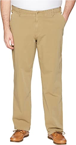Big & Tall Downtime Khaki D3 Smart 360 Flex Pants