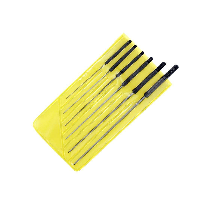 Cutting broach set 0.6-2.0mm