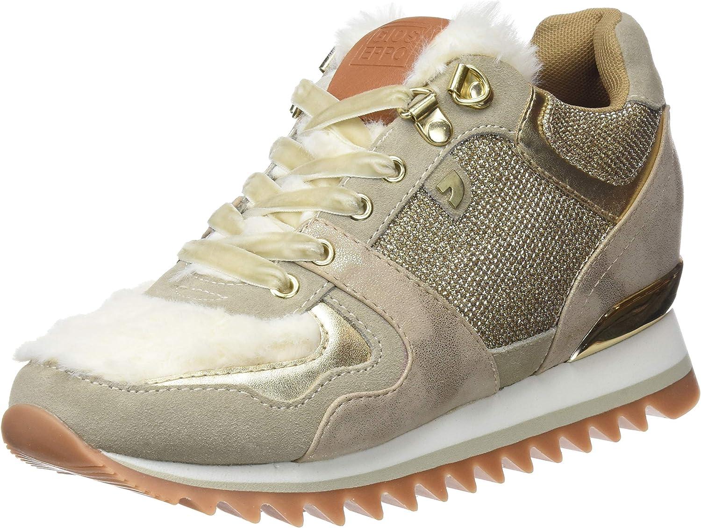 Gioseppo Women's 41142-p Low-Top Sneakers, Black