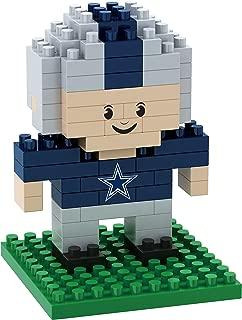 Forever Collectibles NFL Team BRXLZ 3D Player Puzzle Set
