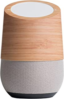 Murray Designs Google Home Decorative Hard Case Cover (Bamboo)