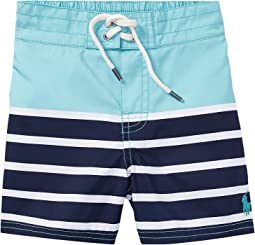Ralph Lauren Baby - Sanibel Striped Swim Trunks (Infant)