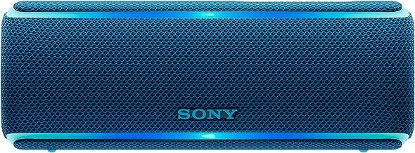 Sony SRS-XB21 Portable Wireless Bluetooth Speaker - Blue - SRSXB21/Ll (Renewed)
