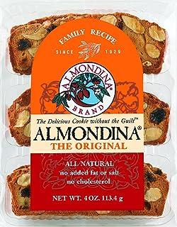 Almondina, The Original Almond Biscuits, 4 oz (113 g)