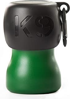 H2O4K9 Stainless Steel K9 Water Bottle - Dog Water Bottle with Lid