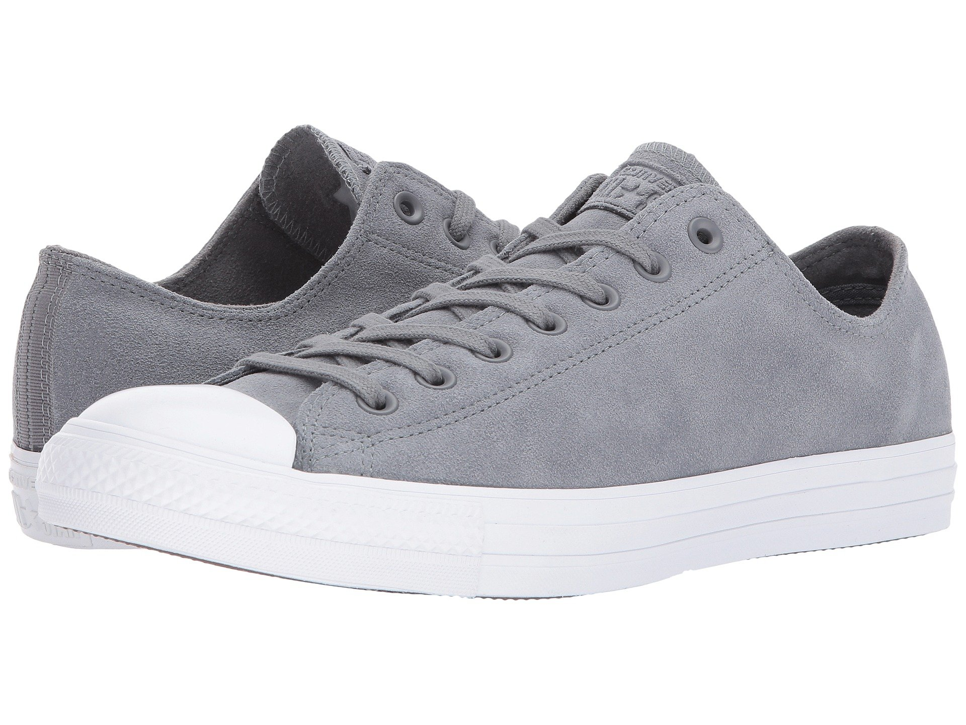 Converse Chuck Taylor 174 All Star 174 Plush Suede Ox At Zappos Com