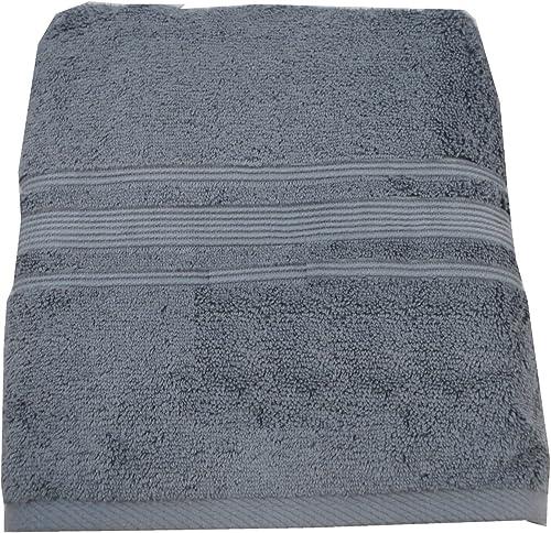 connotación de lujo discreta Toalla de baño baño baño o cama de matrimonio CARISMA 100% algodón Hygro, gris  diseños exclusivos