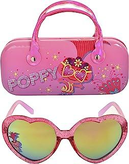 عینک آفتابی بچه گانه ترولز ، عینک آفتابی کودک نو پا با کیف عینک بچه گانه