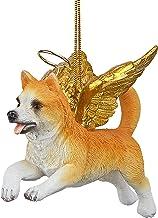 Christmas Tree Ornaments - Honor The Pooch Welsh Corgi Holiday Angel Dog Ornaments
