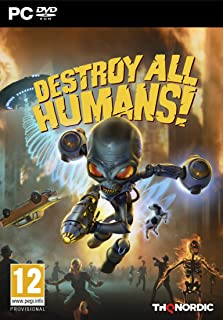 destroy all humans new game