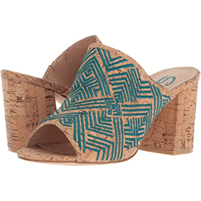 Sbicca Paraiso (Turquoise) Women