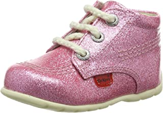 pink kickers toddler