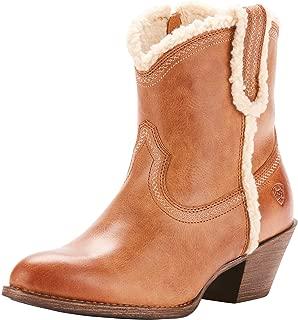 Women's Darlin Fleece Western Boot