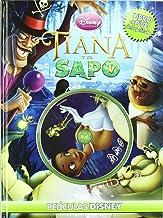 Tiana y el sapo libro (+DVD) (Peliculas Disney)