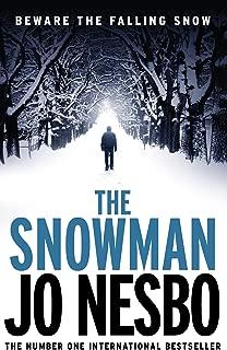 The Snowman: Harry Hole 7 (English Edition)