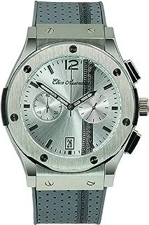 Elico Assoulini SU59759 The Assoulini Men's Luxury Wrist Watch - Japanese Quartz Chronograph - 54.5mm Case Size
