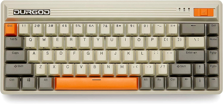 Durgod Fusion Original 65% Mechanical Keyboard