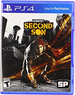 Infamous: Second Son by SuckerPunch (2014) Open Region - PlayStation 4 10005