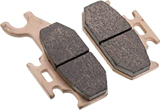 Race Driven Rear Severe Duty Brake Pads for Can-Am Wolverine Kodiak Grizzly Outlander Renegade Bombardier Big Bear