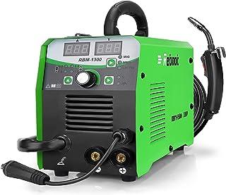 Reboot MIG Welder Flux Core Lift Tig Gas/Gasless AC 220V IGBT Inverter MIG/Stick/TIG Welder 3 in 1 Flux Core/Solid Wire MI...