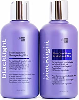 Oligo Professionnel Blacklight Blue Shampoo & Conditioner 8.5oz Duo Bundle