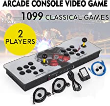 Happybuy Arcade Game Console 1099 Classic Fight Game Console Double Players for Pandora's Box 5s Arcade Gaming Console with HDMI VGA USB for TV PC Retro Arcade Console