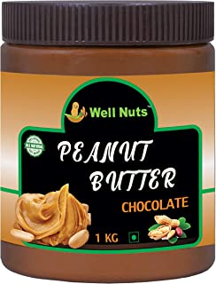 Well Nuts Chocolate Peanut Butter Gluten Free 1 kg