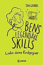 Bens legendäre Skills - Liebe deine Endgegner: Comic-Roman