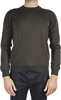 Gran Sasso Luxury Fashion Mens 5715314425488 Brown Sweater | Season Outlet