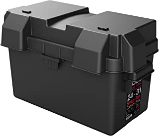 NOCO HM318BKS Group 24-31 Snap-Top Battery Box