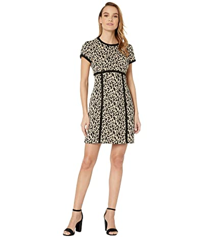 Nanette Lepore Shimmy Shift (Leopard Multi) Women