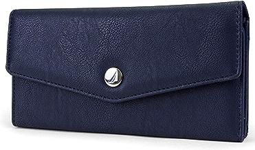 Nautica Money Manager RFID Women's Wallet Clutch Organizer