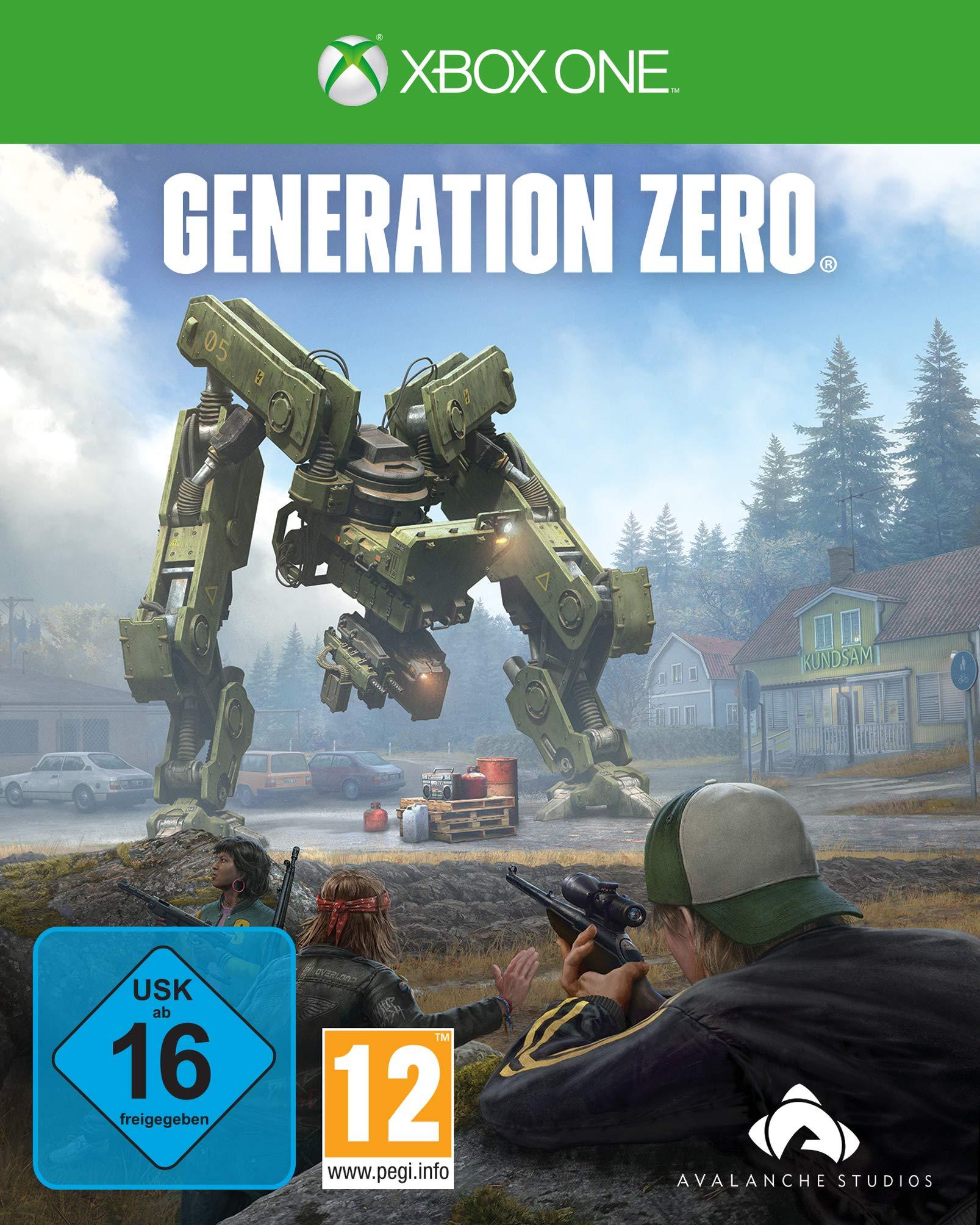 Generation Zero (XONE): Amazon.es: Videojuegos