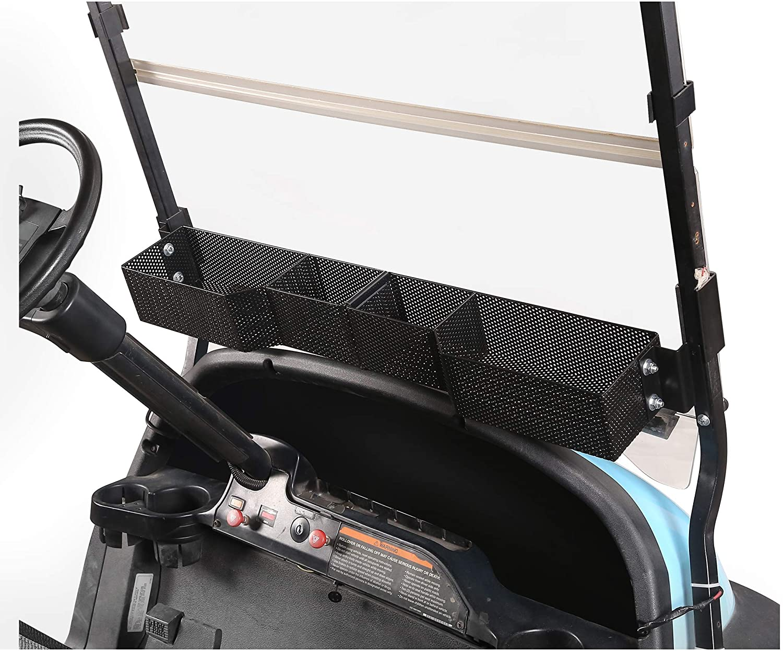 Club Car Accessories (Buying Guide 2021) - Dash Storage Basket