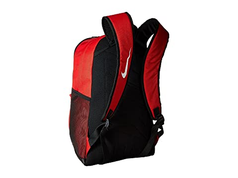 White Nike Red mediana Mochila Brasilia Black University nZqOf