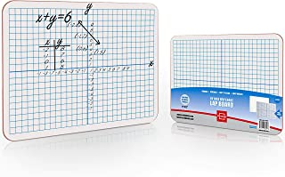 """Dry Erase XY Axis Lap Board 9""""X12"""" 