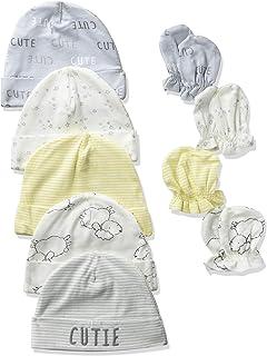 أزياء جربر التنكرية للأطفال الرضع من الجنسين مكونة من 9 قطع ومجموعة القفازات