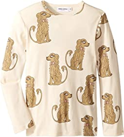 Spaniel Long Sleeve Tee (Infant/Toddler/Little Kids/Big Kids)