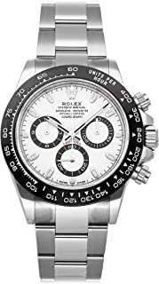 Rolex Daytona Mechanical (Automatic) White Dial Mens Watch 116500LN (Certified Pre-Owned)