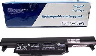 FengWings® 10.8 V 4400 mAh A32-K55 A33-K55 A41-K55 A42-K55 batería de ordenador portátil para ASUS R500V A45 A55 A75 K45 K55 K75 R400 R500 R700 U57 X45 X55 X75