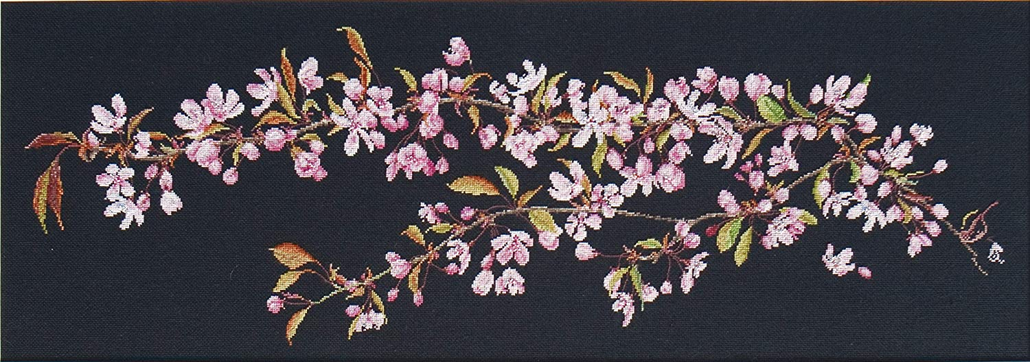 Thea Gouverneur - Counted Cross Embroidery free shipping Kit 48 Wholesale Stitch