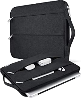 "V Voova 11 11.6 12 Inch Laptop Sleeve Bag with Pockets Water Resistant Computer Case Compatible for MacBook Air 11"" New Ma..."