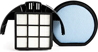 Green Label Replacement HEPA Filter 303172001 + Foam Filter 303173001 Kit for Hoover T Series Windtunnel Vacuum Cleaners