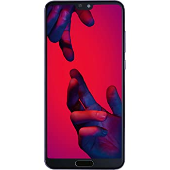 Huawei P20 Pro 128GB Dual-SIM (GSM Only, No CDMA) Factory Unlocked 4G/LTE Smartphone (Twilight Purple) - International Version